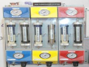 GAS MANIFOLD GAS PURIFICATION PANELS